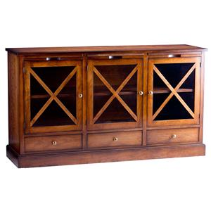 Greenbrier Dining Bridgeport 3-Door Server