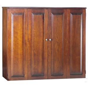 Greenbrier Living Talmadge Media Top with Doors