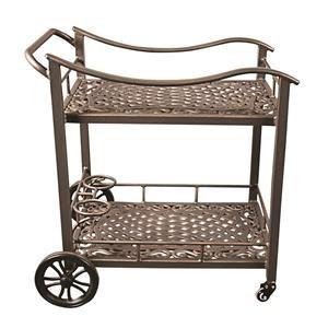 Morris Home Monterey Monterey Outdoor Tea / Bar Cart