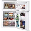 GE Appliances Compact Refrigerators GE® Double-Door Compact Refrigerator