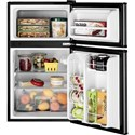 GE Appliances Compact Refrigerators - GE GE® Double-Door Compact Refrigerator