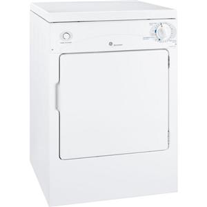 GE Appliances Electric Dryers  3.6 Cu. Ft. Portable Electric Dryer