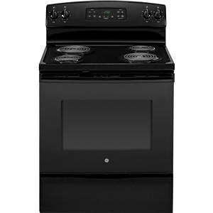 "GE Appliances Electric Range 30"" Free-Standing Electric Range"