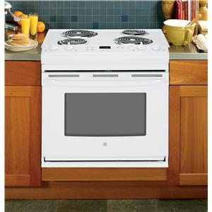 "GE Appliances Electric Range  30"" Drop-In Electric Range"