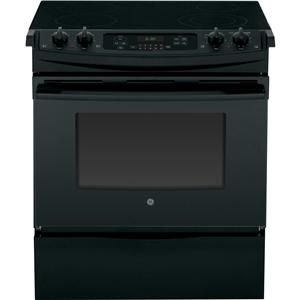"GE Appliances Electric Range 30"" Slide-In Electric Range"
