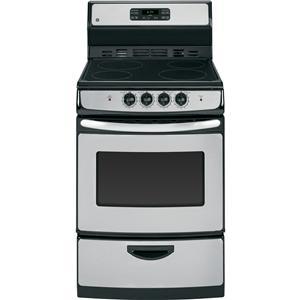 "GE Appliances Electric Ranges - 2014 24"" Self Clean Electric Range"