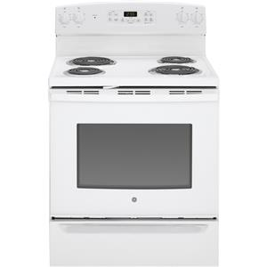 "GE Appliances GE Electric Ranges 30"" Free-Standing Electric Range"
