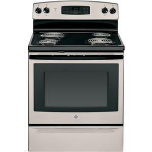 "GE Appliances GE Electric Ranges 30"" Free-Standing Electric Range"