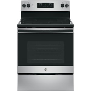 "GE Appliances GE Electric Ranges GE® 30"" Free-Standing Electric Range"