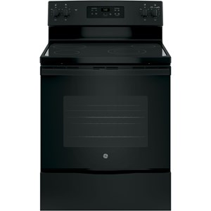 "GE Appliances GE Electric Ranges GE® 30"" Free-Standing Electric Range"