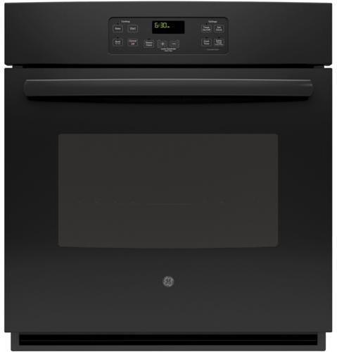 "GE Appliances Electric Wall Oven 27"" Built-In Wall Oven - Item Number: JK1000DFBB"