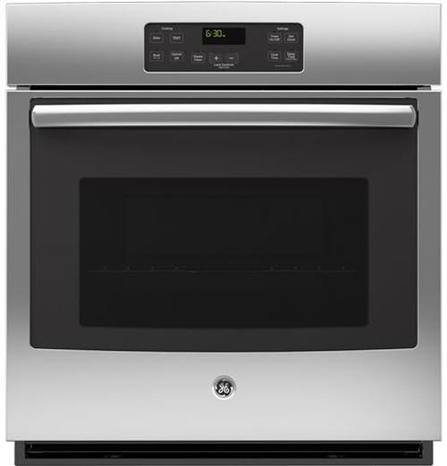 """GE Appliances Electric Wall Oven 27"""" Built-In Wall Oven - Item Number: JK1000SFSS"""