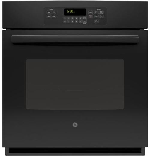 "GE Appliances Electric Wall Oven 27"" Built-In Wall Oven - Item Number: JK3000DFBB"