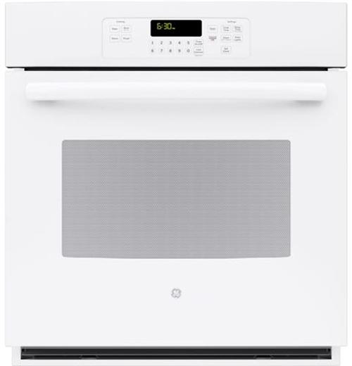 """GE Appliances Electric Wall Oven 27"""" Built-In Wall Oven - Item Number: JK3000DFWW"""