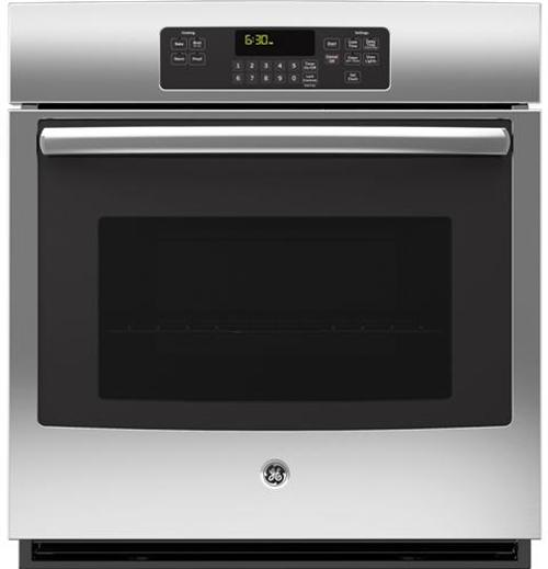 """GE Appliances Electric Wall Oven 27"""" Built-In Wall Oven - Item Number: JK3000SFSS"""