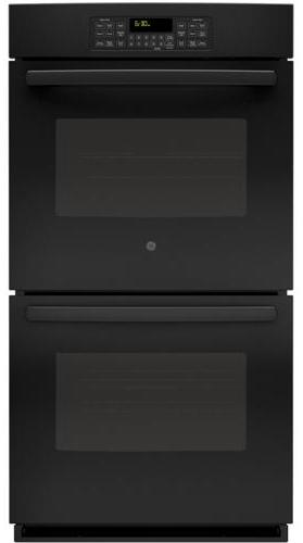 "GE Appliances Electric Wall Oven 27"" Built-In Double Wall Oven - Item Number: JK3500DFBB"