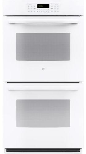 """GE Appliances Electric Wall Oven 27"""" Built-In Double Wall Oven - Item Number: JK3500DFWW"""