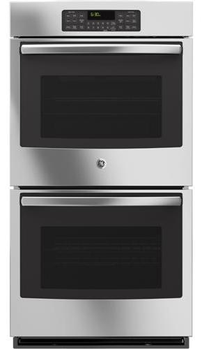"""GE Appliances Electric Wall Oven 27"""" Built-In Double Wall Oven - Item Number: JK3500SFSS"""