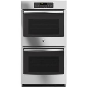 "GE Appliances Electric Wall Oven 27"" Built-In Double Wall Oven"