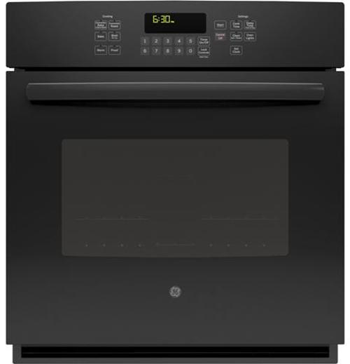 """GE Appliances Electric Wall Oven 27"""" Built-In Convection Wall Oven - Item Number: JK5000DFBB"""