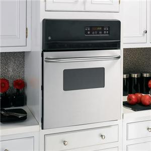 "GE Appliances Electric Wall Oven 24"" Built-In Single Electric Wall Oven"