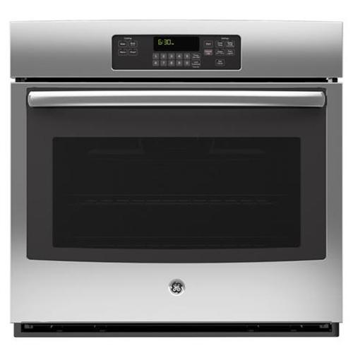 """GE Appliances Electric Wall Oven 30"""" Built-In Wall Oven - Item Number: JT3000SFSS"""