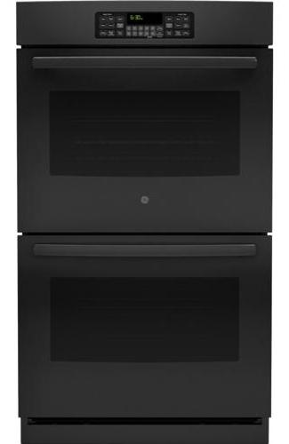 """GE Appliances Electric Wall Oven 30"""" Built-In Double Wall Oven - Item Number: JT3500DFBB"""
