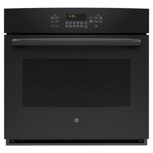 """GE Appliances Electric Wall Oven 30"""" Built-In Convection Wall Oven - Item Number: JT5000DFBB"""