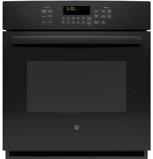 """GE Appliances Electric Wall Oven 27"""" Built-In Convection Wall Oven - Item Number: PK7000DFBB"""