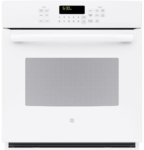 """GE Appliances Electric Wall Oven 27"""" Built-In Convection Wall Oven - Item Number: PK7000DFWW"""