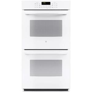 "GE Appliances Electric Wall Oven 27"" Built-In Double Convection Wall Oven"