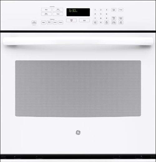 "GE Appliances Electric Wall Oven 30"" Built-In Convection Wall Oven - Item Number: PT7050DFWW"