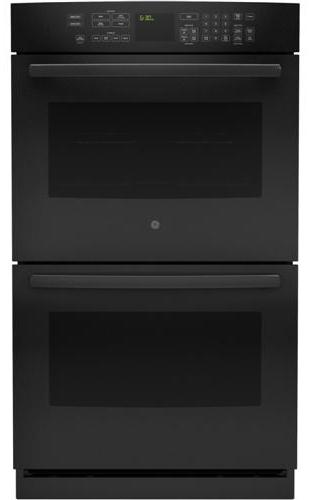 """GE Appliances Electric Wall Oven 30"""" Built-In Double Wall Oven - Item Number: PT7550DFBB"""