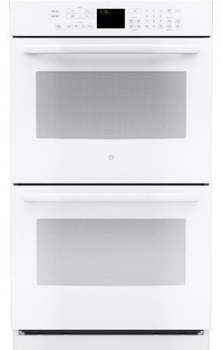 """GE Appliances Electric Wall Oven 30"""" Built-In Double Wall Oven - Item Number: PT7550DFWW"""