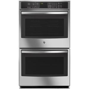 "GE Appliances Electric Wall Oven 30"" Built-In Double Convection Wall Oven"