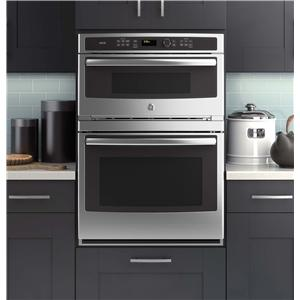 """GE Appliances Electric Wall Ovens Profile™ 30"""" Built-In Combination Oven"""