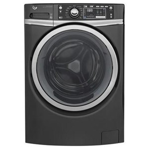 GE Appliances Front Load Washers - GE ENERGY STAR® 4.9 Cu. Ft. Front Load Washer