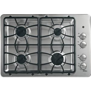 GE Appliances Gas Cooktops 30 Built In Cooktop