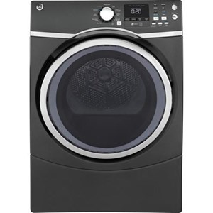 GE Appliances Gas Dryers 7.5 cu. ft. Capacity Front Load Gas Dryer