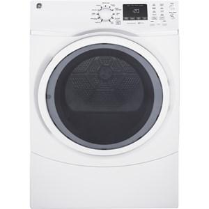 GE Appliances Gas Dryers GE® 7.5 Cu. Ft. Front Load Gas Dryer