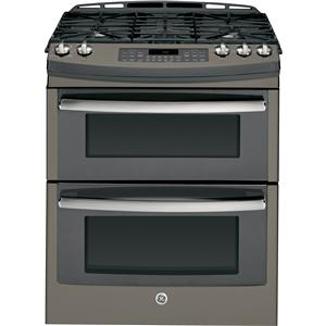 """Profile™ 30"""" Slide-In Gas Double Oven"""