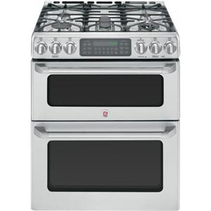 GE Appliances ProfileTM Series 30 Slide In Gas Range With