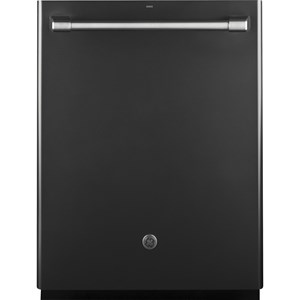 GE Cafe´™ Stainless Interior Dishwasher