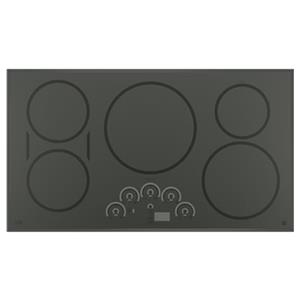 """GE Appliances GE Cafe Electric Cooktops Cafe´™ Series 36"""" Built-In Cook Top"""