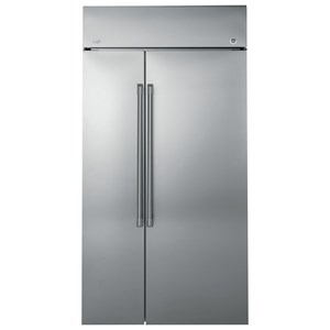 """Cafe Series 42"""" Built-In Refrigerator"""