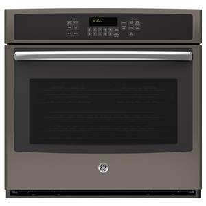 "GE Appliances GE Electric Wall Ovens 30"" Built-In Single Convection Wall Oven"