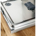 GE Appliances GE Dishwasers GE? Stainless Steel Interior Dishwasher with Third Rack