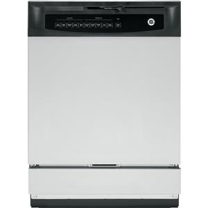 """GE Appliances GE Dishwasers 24"""" Built-In Dishwasher"""