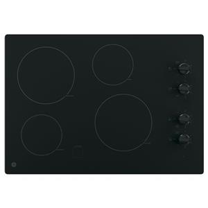 """GE Appliances GE Electric Cooktops 30"""" Built-In Electric Cooktop"""