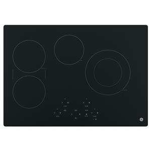 """GE Appliances GE Electric Cooktops 30"""" Touch Control Electric Cooktop"""